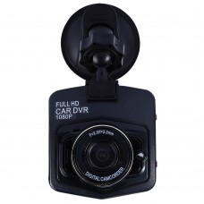 "2.46"" FHD 1080P Car DVR Camera Video Recorder Mini GT300 Car Dash Cam Night Version - Black, G3000"