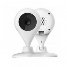 Smart HD Wireless Wifi IP Camera 3.6mm With Two Way Audio - White, HD97GH6