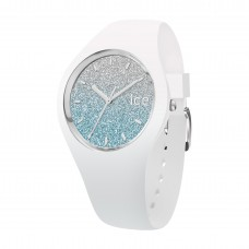Ice Watch Lifestyle Ice Lo Small Watch - White/ Blue