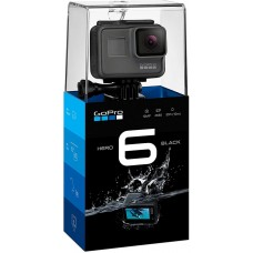 GoPro, Hero 6 Black, 12 MP, 4K Ultra HD Action Camera