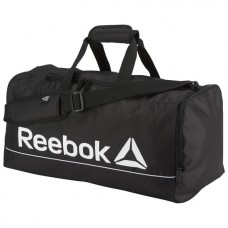 Reebok Unisex Training Duffel Bag 37L