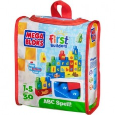 Mega Bloks, Build & Learn Bags, Activity Toy