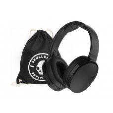 Skullcandy, Hesh 3 Bluetooth Headphone, Black Color with a free skullcandy bag