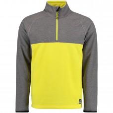 O'Neill, Men's Ventilator Half Zip Fleece, Poison Yellow