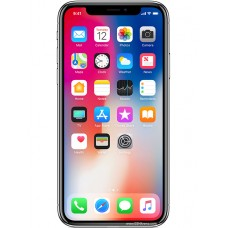 "Apple, IPhone X, 5.8"" Super Amoled, 3 GB RAM, 4G LTE, 64/256 GB, Silver/Space Grey"