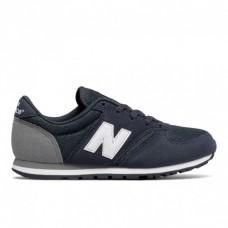 New Balance, KL420 UEY Kid's Shoes, Navy Blue