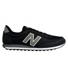 New Balance U410, Unisex Adults' Low-Top Sneakers, Black
